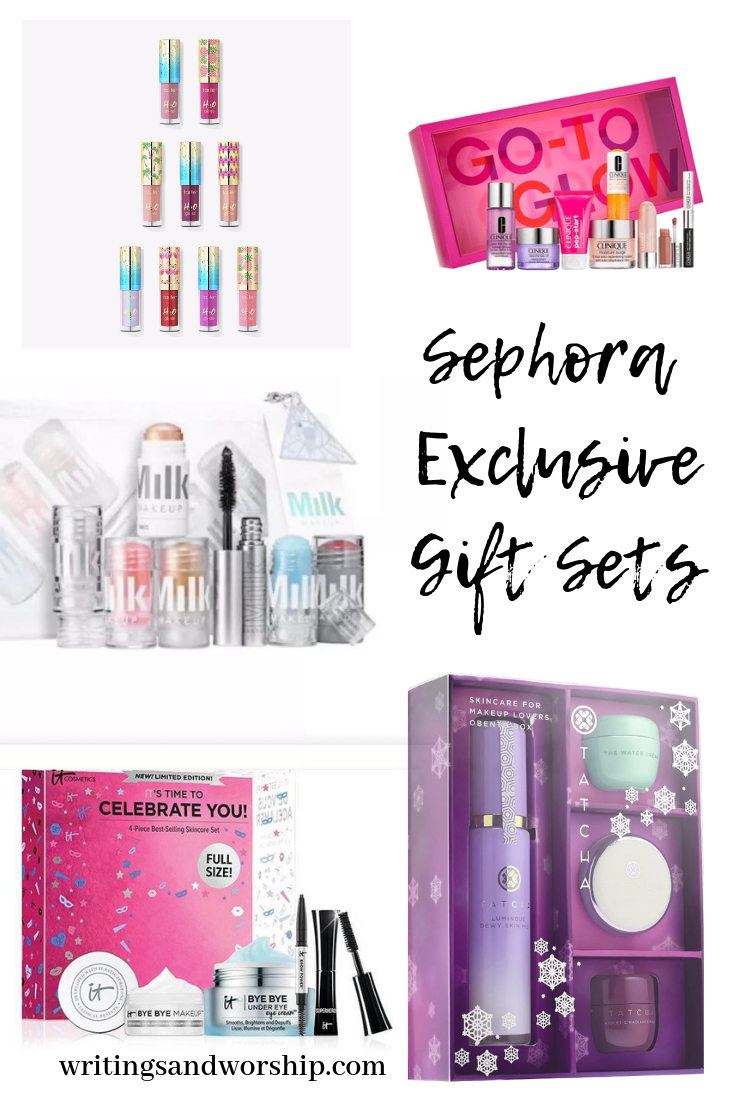 4a2ae6f4f5b One of my favorite things about Christmas is the beauty and makeup gift  sets! Gift sets are such a great gift and often a pretty good deal.
